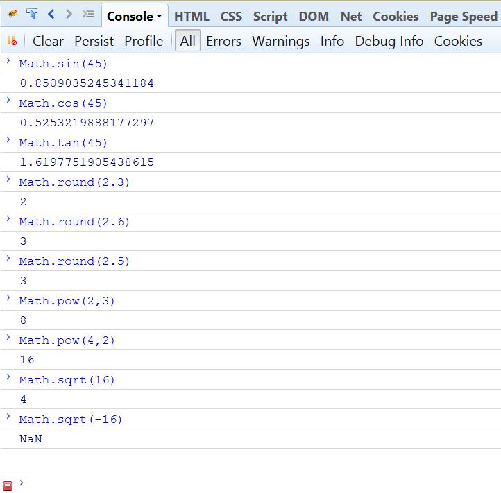 ... Math Ceil Floor Java By Javascript Math Object S Method And Properties  Tutorial Savvy ...